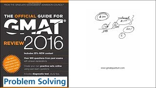 GMAT Official Guide 2016 Problem Solving 001