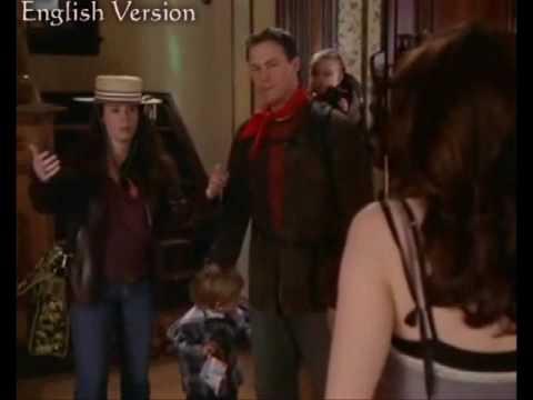 Charmed 7x15 - Piper speaks italian
