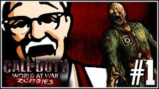 """ZOMBIES Y POLLITO KENTUCKY"" | Custom Zombies: KFC"