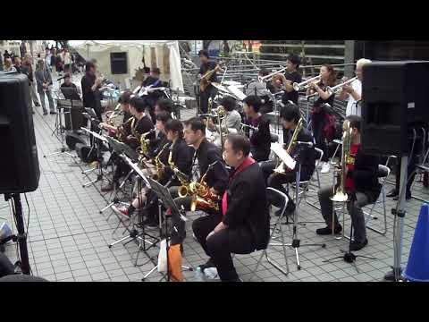 """STOP"" TPO music club @ Yokohama Jazz Promenade 2017"