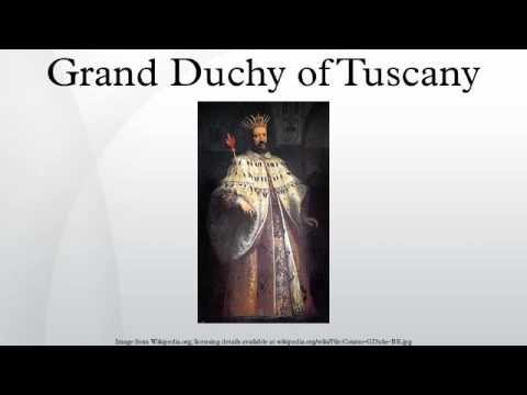 Grand Duchy of Tuscany