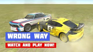 Wrong Way · Game · Gameplay