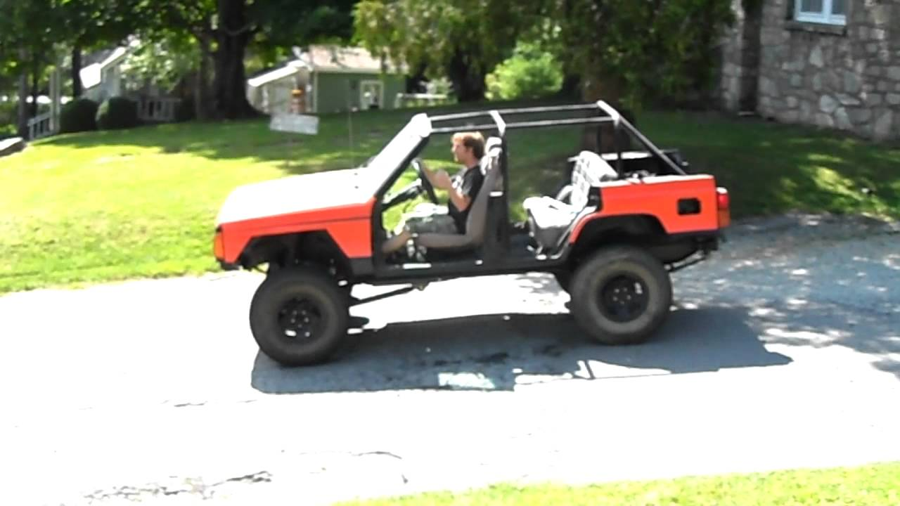 The Xj Buggy Lives Youtube