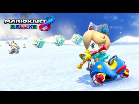 MARIO KART 8 DELUXE: ¡LA COMBINACIÓN MÁS LENTA! | Nintendo Switch