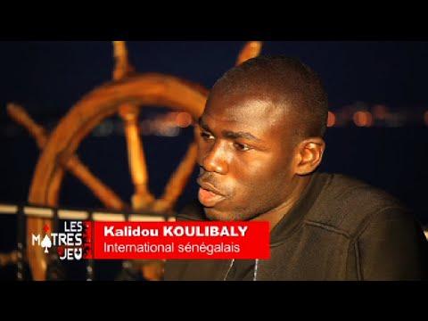 Les Maitres du Jeu - 19 avril 2016 avec Kalidou Koulibaly