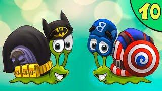 Download Несносный УЛИТКА БОБ 3. Серия 10. Мультик Snail Bob 3 от Игрули TV Mp3 and Videos