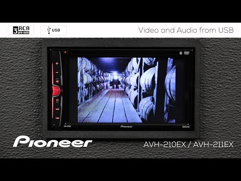 How To - AVH-210EX - Video And Audio From USB