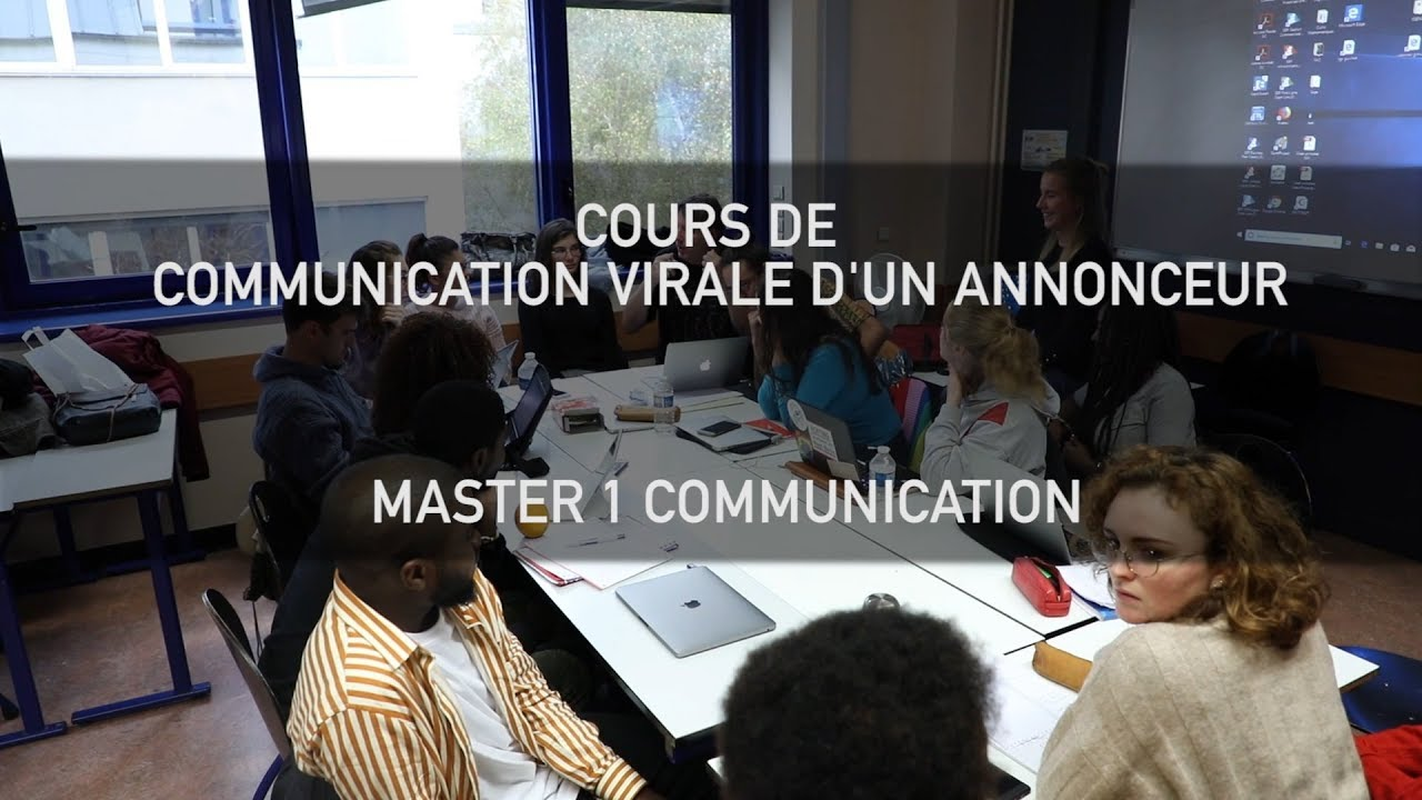 ISCPA PARIS I Cours de Communication Virale