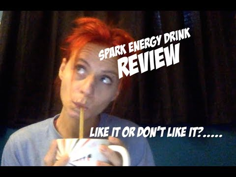 Spark Energy Drink Review NOT An Advocare Rep