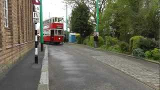 London Tram at Carlton Colville.