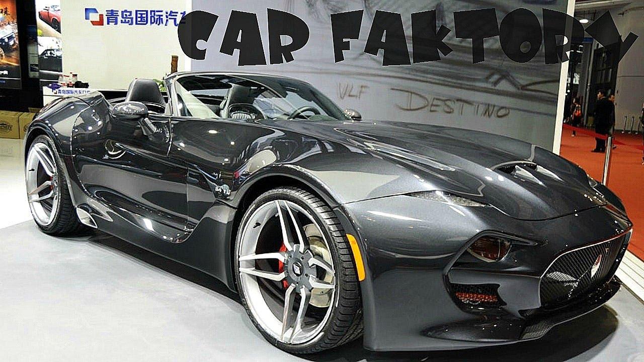 VLF Force 1 V10 | VLF Automotive | A Rebodied Viper Priced Like a Lamborghini!!! - YouTube
