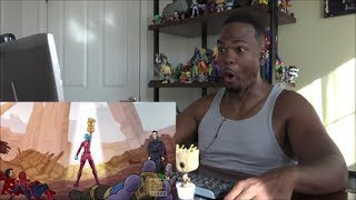How Avengers Infinity War Should Have Ended - REACTION!!!