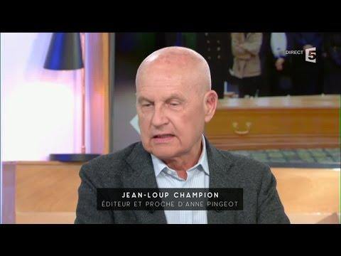 L'intime relation d'Anne Pingeot & François Mitterand - C à vous - 03/10/2016