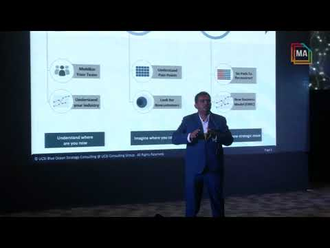MA2017 | Raj Kumar | Blue Ocean Shift: Proven Steps to Inspire Confidence and Seize New Growth