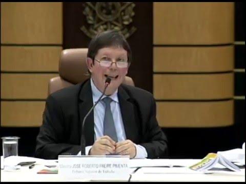 CFC - O Novo CPC - Ministro José Roberto Freire Pimenta - Parte 6