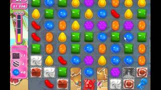 Candy Crush Saga level 904 (3 star, No boosters)