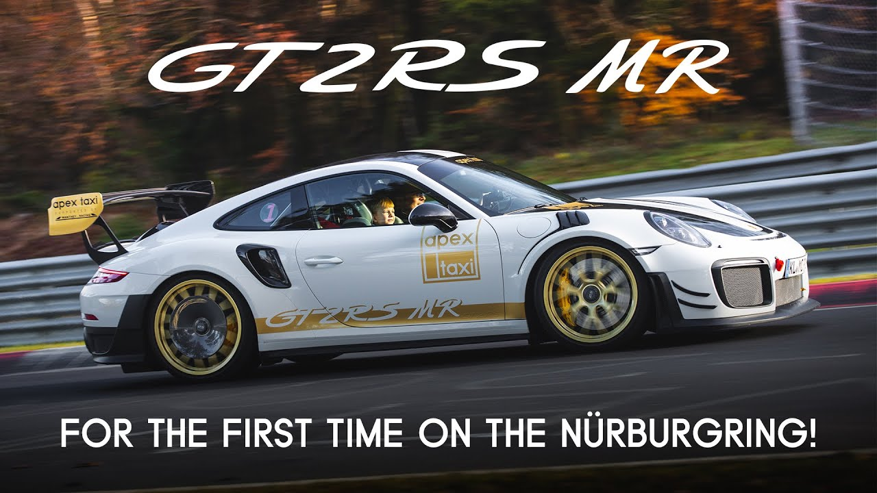 Our First Lap In The Manthey Racing Gt2rs Mr Youtube