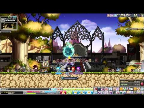 Maplestory   Dual Blade Skill and Equipment Guide