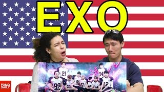 """EXO """"Love Me Right"""" • Fomo Daily Reacts"""
