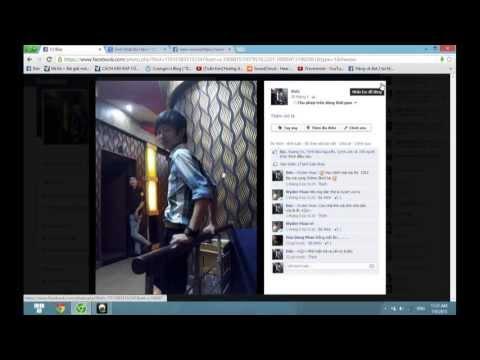 Hướng dẫn tăng like Stt, Tăng like photo trên facebook