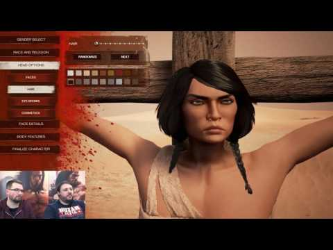 Conan Exiles Stream #1: Your first steps in Conan's world