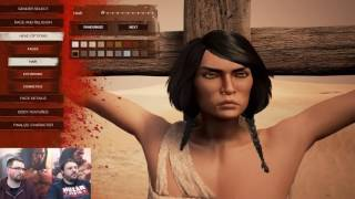 Conan Exiles Stream #1: Your first steps in Conan