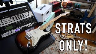 10 Riffs You NEED A Strat For!! Video