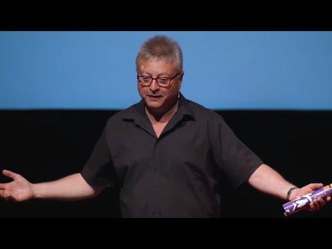 The Boy Who Loved Batman | Michael Uslan | TEDxOgden