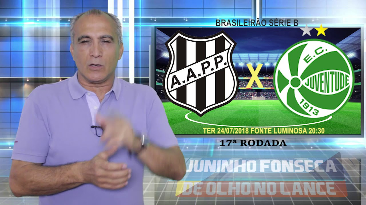 Palpites 17° Rodada Campeonato Brasileiro Série B 2018