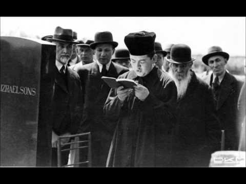 Cantor Misha Alexandrovich Hineni Muhon Umezumon Sefiras Haomer (Samuel Alman)