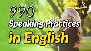 Download lagu The 990 speaking practices in English