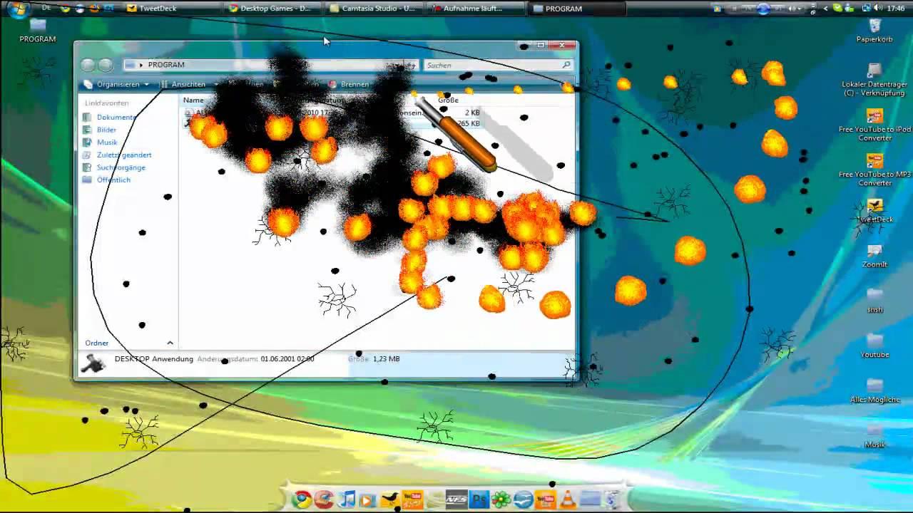 desktop spiele