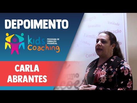 Depoimento Kids Coaching   Carla Abrantes