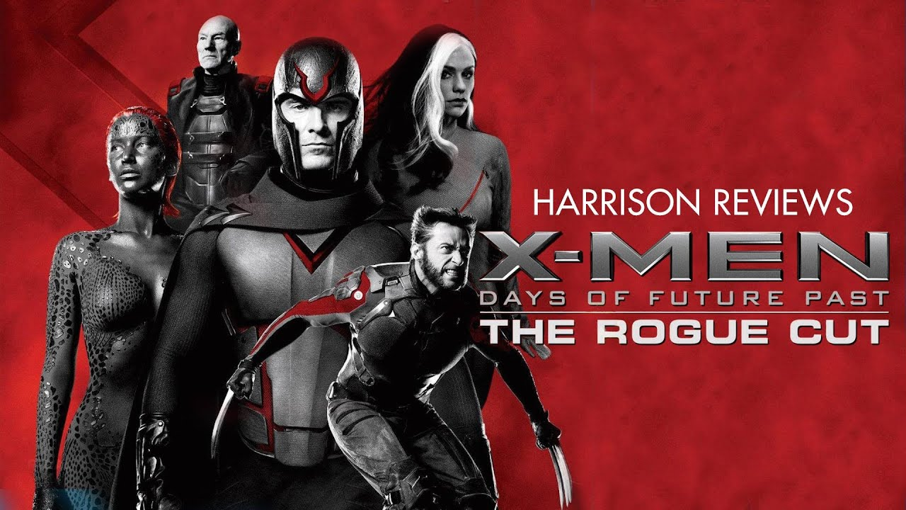 Review | X-Men: Days of Future Past: The Rogue Cut - YouTube