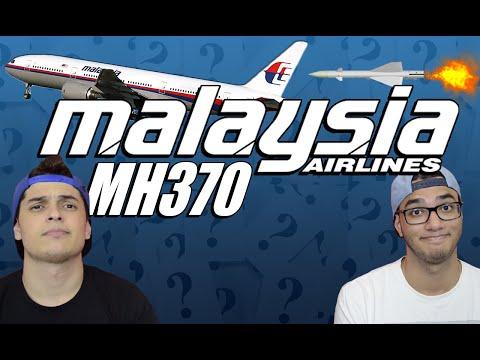 O MISTÉRIO DO VOO MH370 DA MALAYSIA AIRLINE