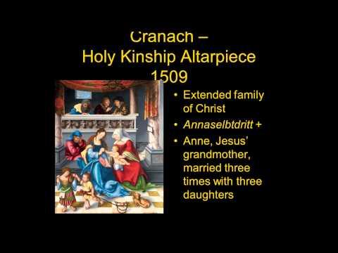 ARTH 4007 Lucas Cranach the Elder - Part 1