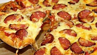 Reteta pizza salami Adygio Kitchen