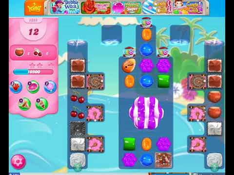 Candy Crush Saga level 3388 * * * A S ALI