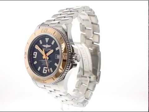 Pre Owned Watch Breitling Superocean Ref C17391