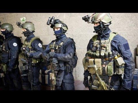 Mini-doc Forces sécurité protection GIGN