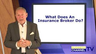 What does an Insurance Broker Do?