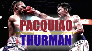 Manny Pacquiao vs  Keith Thurman Boxing Fight 2019 Fully Re-Enhanced HD