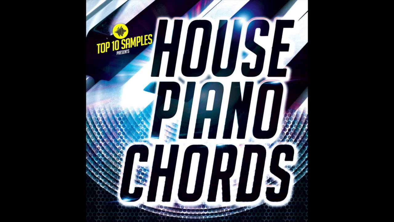 House piano chords - Royalty Free Sample Pack - YouTube