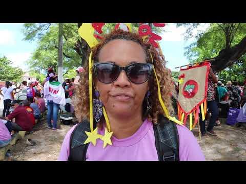 Andréa Moraes no 8 de Março Alagoas
