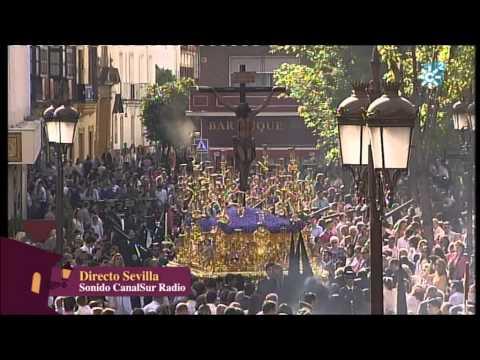 Cristo de Los Javieres en Campana 2014.