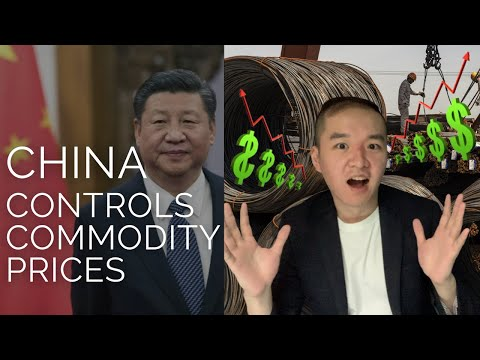 Will China CRASH COMMODITY PRICES 📉📉📉 by releasing stock piles of Copper, Zinc, Iron