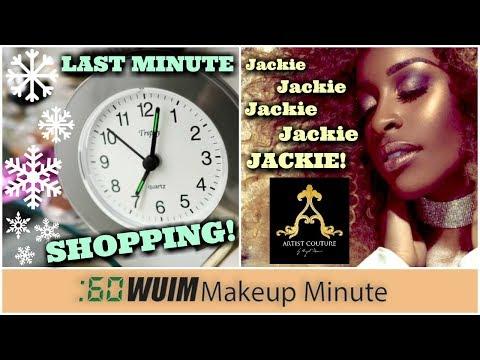 Last Minute SHOPPING DEALS! + Jackie Aina x Artist Couture La Bronze & La Peach TODAY  Makeup Minute