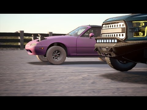 Need For Speed Payback - Free Ember Militia Off Road League