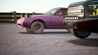 Need For Speed Payback - Free Ember Militia Off Road League Walkthrough [Hard Difficulty]