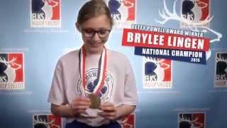 Convention: 2015 Female Getty Powell Award Winner